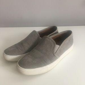 Steve Madden Grey Zarayy Slip-on Sneaker